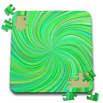 Amazon Com 3drose David Zydd Spiral Designs Green