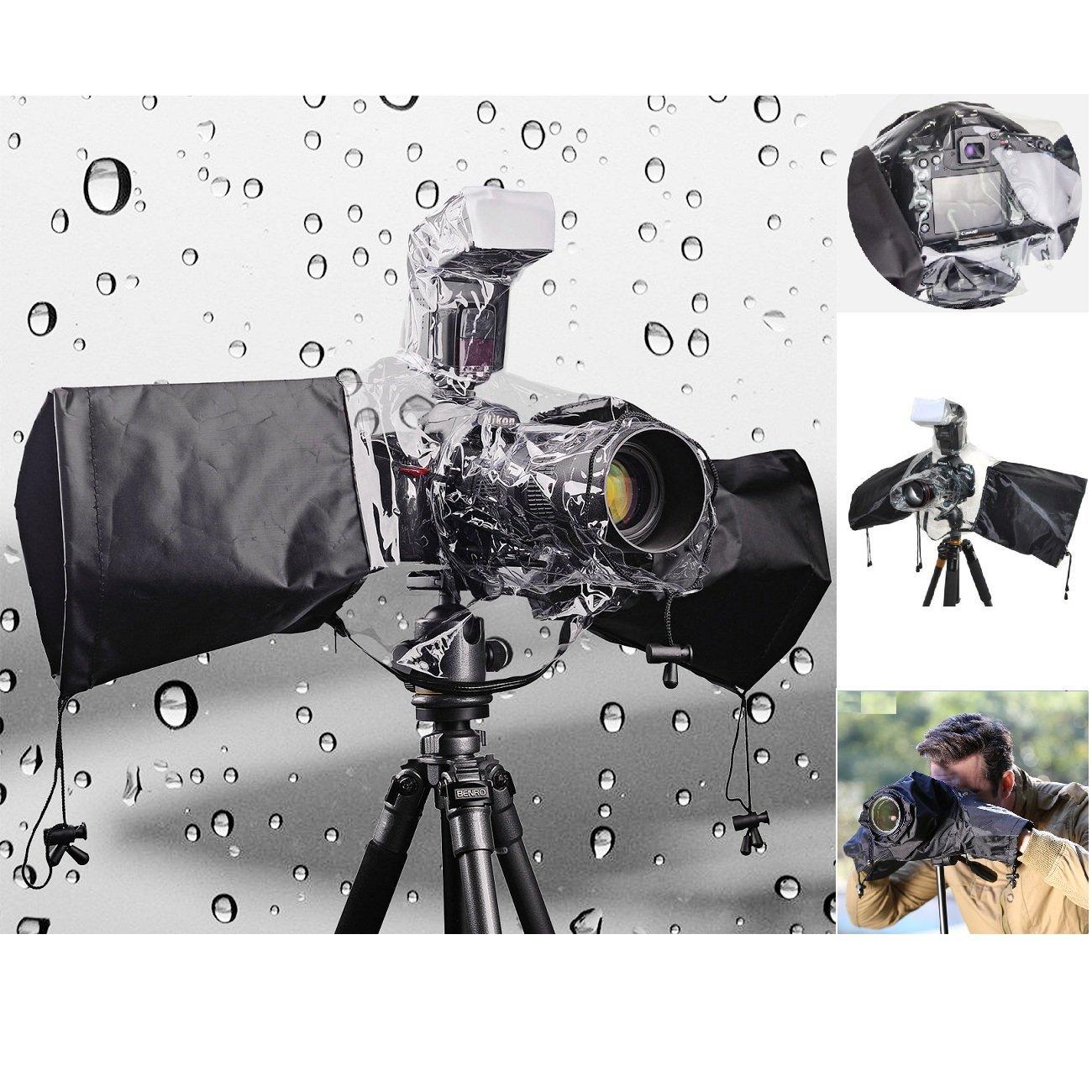 Fomito Rain Cover Camera Protector Rainproof