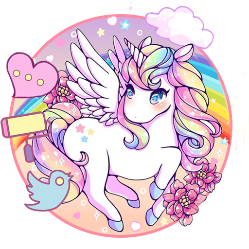 Amazon Com Cute Unicorn Themes Hd Wallpapers Free Live Hd Background