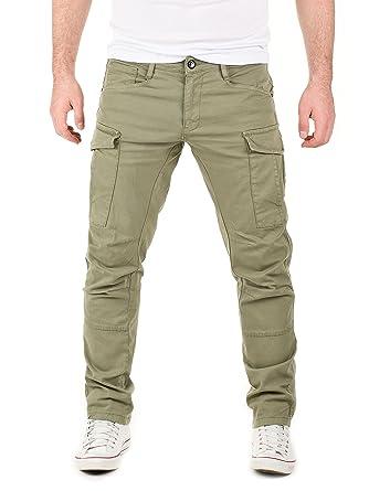 Yazubi Homme Pantalon Cargo Jayden  Amazon.fr  Vêtements et accessoires 69f44b501bd