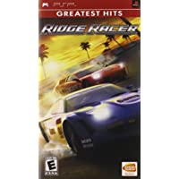 Ridge Racer / Game - PlayStation Portable Standard Edition