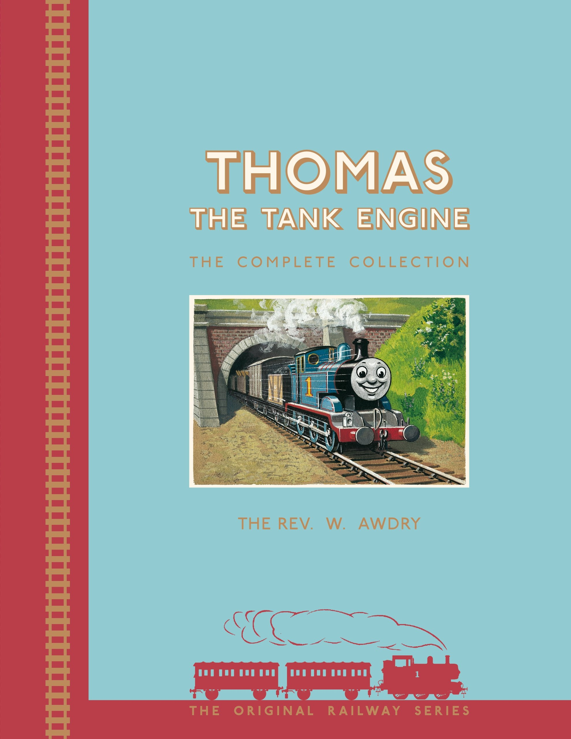 Thomas the Tank Engine Complete Collection (Classic Thomas the Tank Engine) by imusti (Image #1)