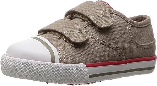 SFNLD InStar Kids Breathable Hook and Loop Strap Antiskid Sneakers Shoes