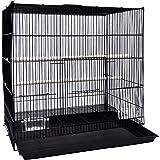 Taiyo Pluss Discovery Taiyo Pluss Bird Cage, 60 Cm X 41 Cm X 41 Cm