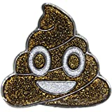 Emoji Oh $h!t (Poop) Glitzy Ball Marker with Magnetic Hat Clip