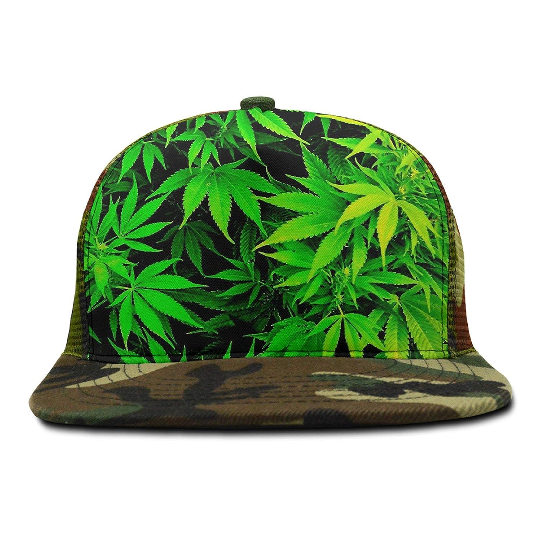 Snapback Hat Camo Cap -...
