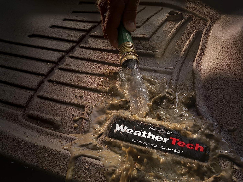WeatherTech FloorLiners for 2020 Ford Escape Black