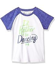 da40b3dfb Under Armour Girls' Graphic Short Sleeve T-Shirt