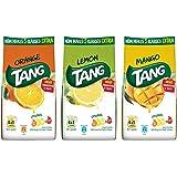 Tang Instant Drink Mix Orange, Lemon and Mango, 3x500g