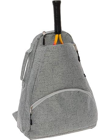 LISH Men s Court Advantage Tennis Backpack - Racket Holder Equipment Bag  for Tennis e1dd40770cf39