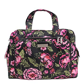 8ebae00219c2 JuJuBe Be Prepared Travel Carry-on/Diaper Bag, Classic Collection -  Blooming Romance