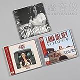 拉娜德蕾 Lana Del Rey专辑全套:极致美学+蜜月旅行 +渴望生活(3CD+歌词本)【盛鑫音像】
