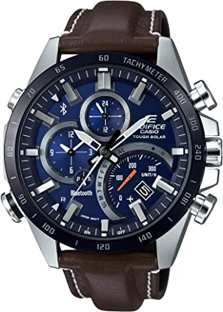 Casio Edifice Smartphone Watch: Amazon.es: Relojes