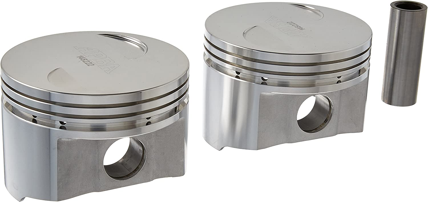 3.820 Bore Flat Top Piston Set for Ford 2300 148222 SRP