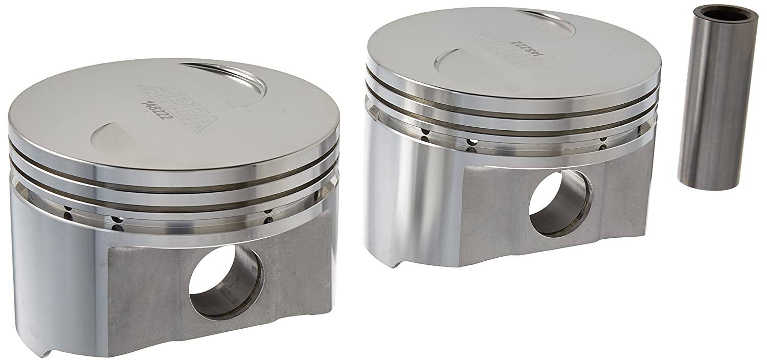 SRP 148222 3.820 Bore Flat Top Piston Set for Ford 2300