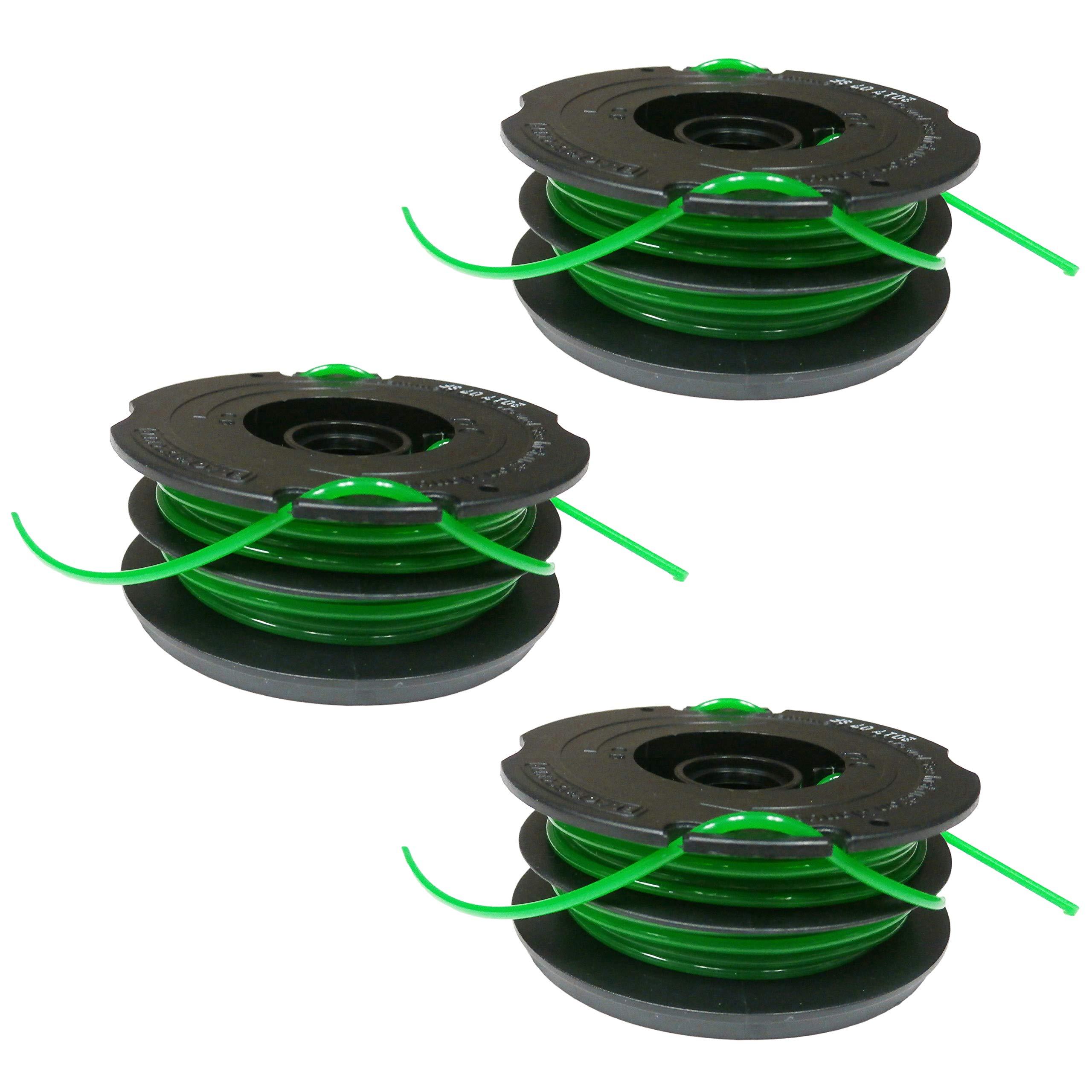 Black & Decker DF-080 Dual-Line Replacement Spools (3 Pack)