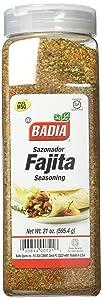 Badia Fajita Seasoning, 21 Ounce