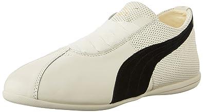 0188c259751 PUMA Eskiva Lo Casual Women s Shoes Size 9 Whisper White Black