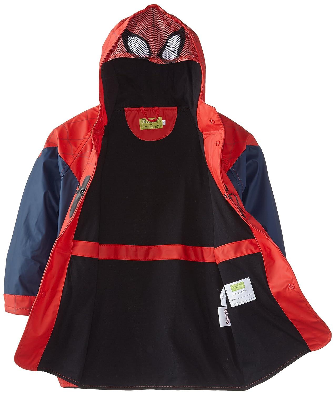 Western Chief Little Boys' The Ultimate Spider-Man Rain Coat Navy 2T 1169133Littleboys