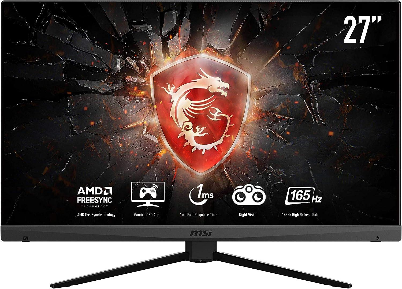 MSI Optix MAG272 - Monitor gaming de 27