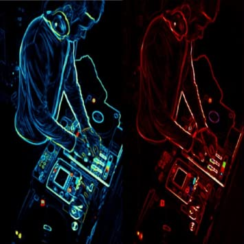 Amazoncom Dj Flashy Animated Wallpaper Appstore For Android