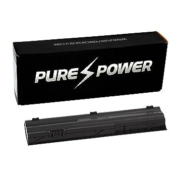 PURE⚡POWER® Batería del ordenador portátil para HP Mini 200-4201sp (10.8V, 4400 mAh, negro, 6 celdas): Amazon.es: Electrónica