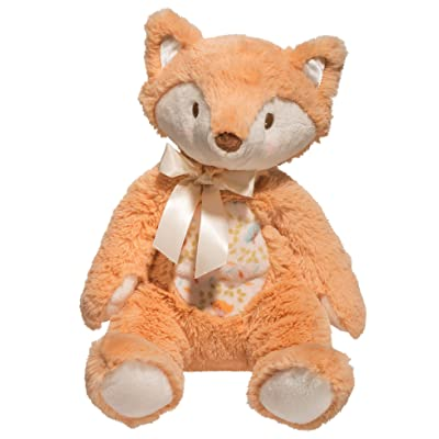 Douglas Baby Fox Plumpie Plush Stuffed Animal: Toys & Games