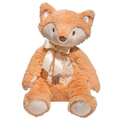 Douglas Baby Fox Plumpie Plush Stuffed Animal: Toys & Games
