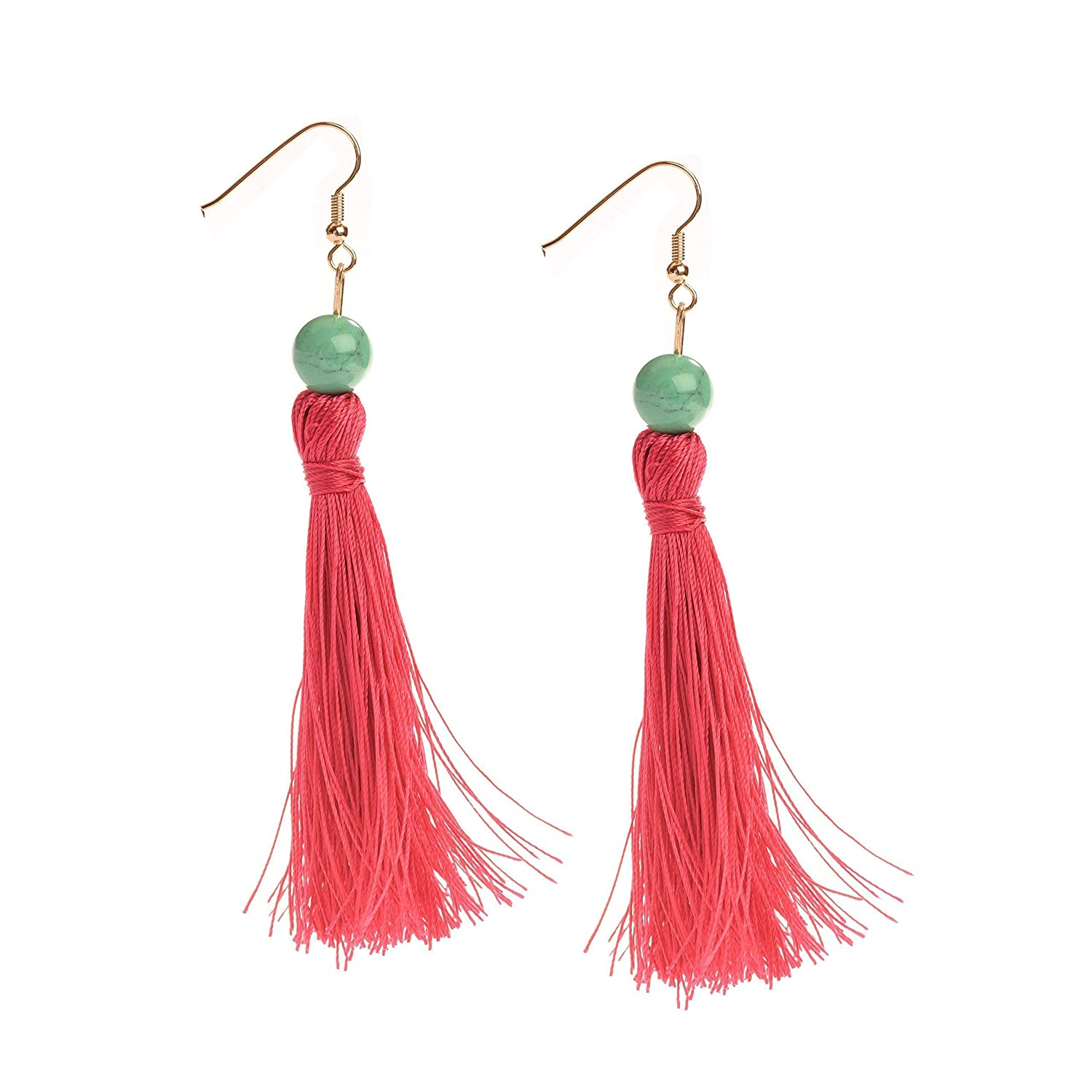 The Original Big Little Lies Tassel Earrings