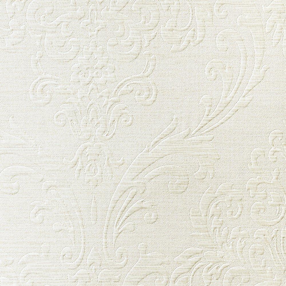 ルノン 壁紙45m フェミニン ダマスク ホワイト 空気を洗う壁紙 RH-9194 B01HU2W2RE 45m|ホワイト