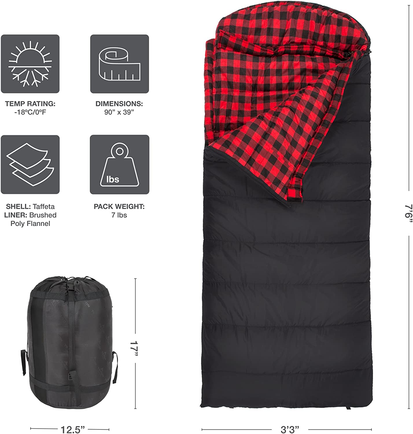 Best Big and Tall Backpacking Sleeping Bags