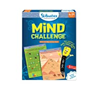 Skillmatics Educational Game: Mind Challenge, 6-99 Years