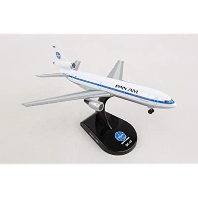 Daron Postage Stamp Pan Am DC-10 1/400: Toys & Games