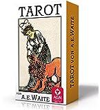 Premium Tarot von A.E. Waite (Standardformat)