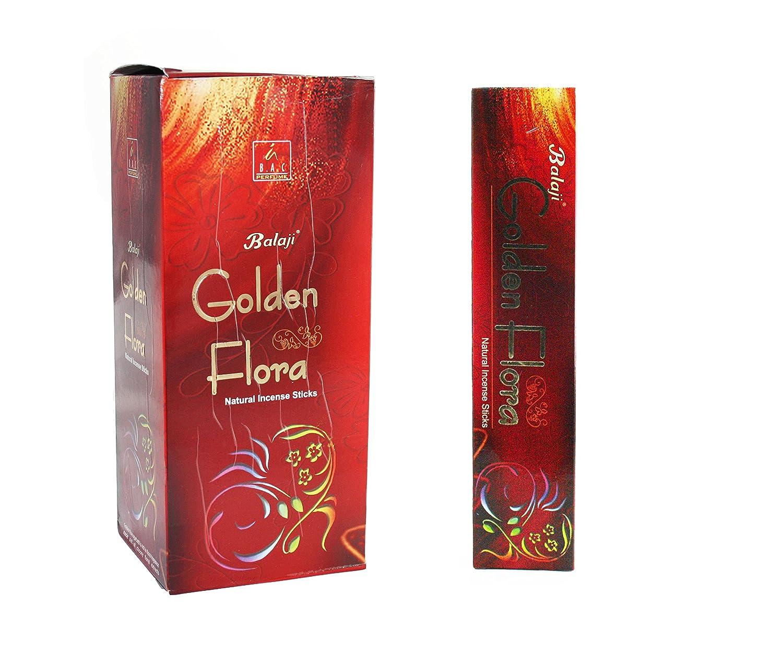 Balaji Chandan Pure Mysore Sandal Mild Incense Sticks, (12 units x 15 sticks) 4002