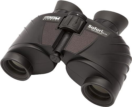 Steiner 2214 8x 30mm Safari UltraSharp CF Binocular Earth Tone Brown