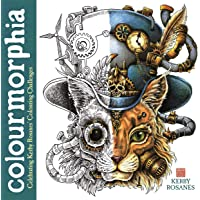 Colourmorphia: Celebrating Kerby Rosanes' Colouring Challenges (Kerby Rosanes Extreme Colouring)