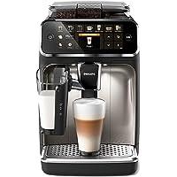 Philips Helautomatiska espressomaskiner Serie 5400 - 12 utsökta kaffevarianter - LatteGo mjölksystem - Pekskärm med färg…