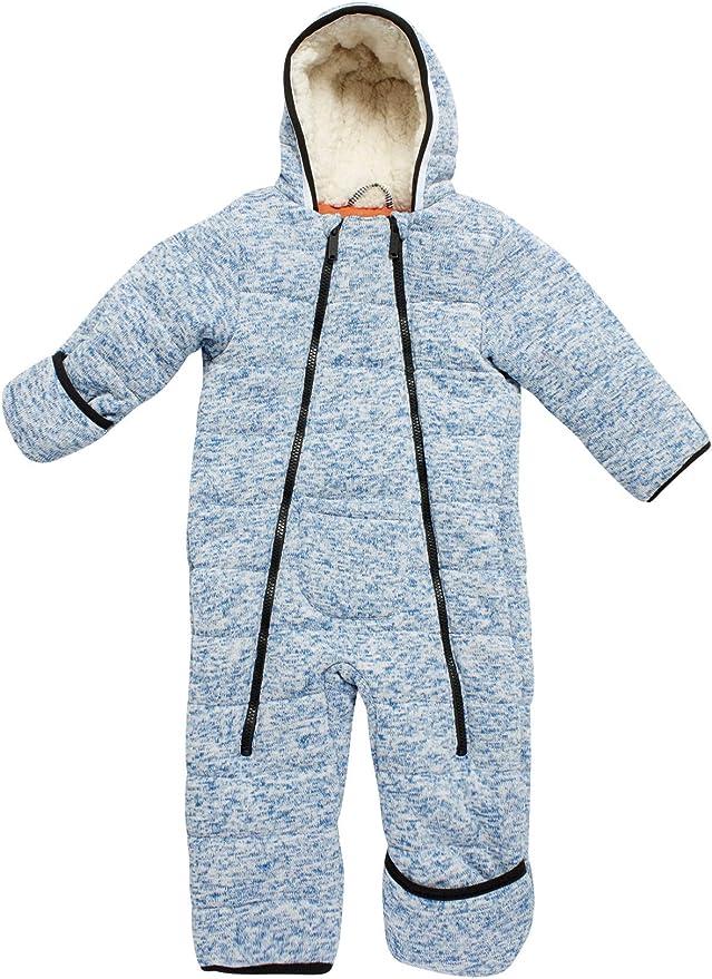 Details about  /NWT Ben Sherman Newborn Baby Puffer Pram Snowsuit 3-6M 6-9M