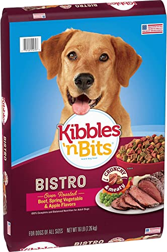 Kibbles N Bits Bistro Dry Dog Food