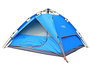 FUNS Instant 2 Person Easy Push Up Family Dome Tent for C&ing Hiking Lightweight  sc 1 st  Amazon.com & Amazon.com : FUNS Instant 2 Person Easy Push Up Family Dome Tent ...