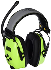 Howard Leight by Honeywell Sync Hi-Visibility Digital AM/FM Radio Earmuff (1030390)