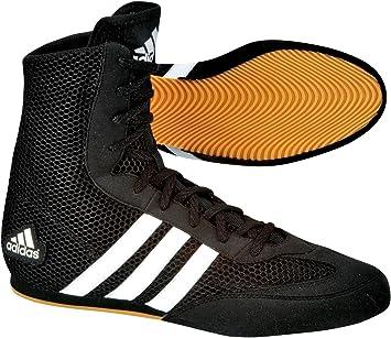 adidas Box Hog Boxstiefel, Schwarz: : Sport & Freizeit