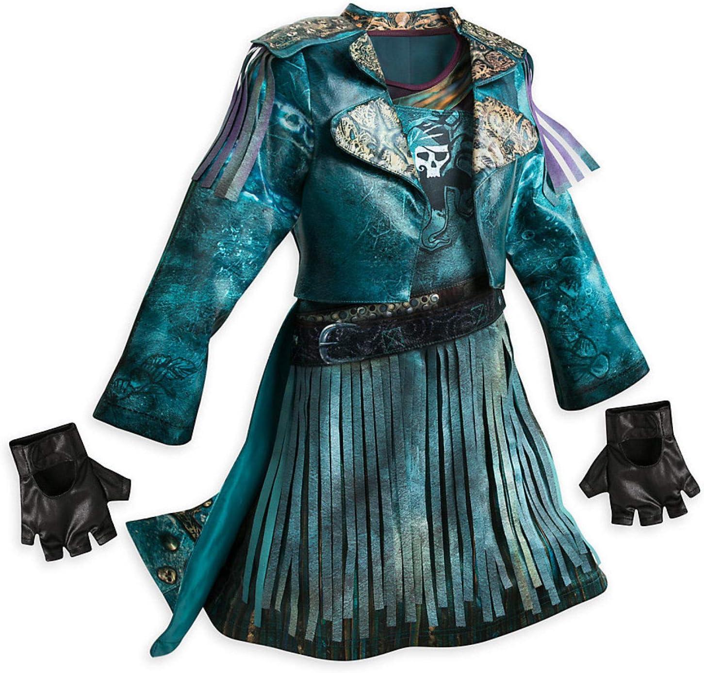 Disfraz UMA Descendientes 2 (7/8): Amazon.es: Juguetes y juegos