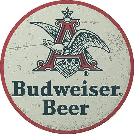Amazon.com: Budweiser Beer anheuser Busch King de cervezas ...