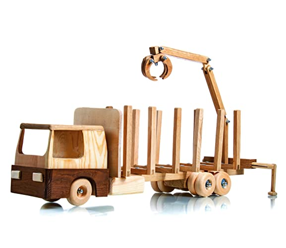 Original Design Wood Truck For Car Lovers