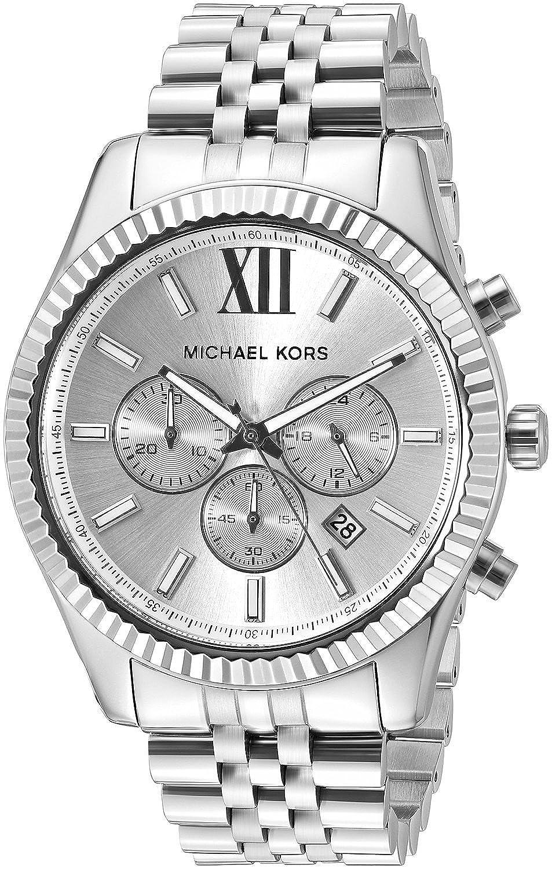 MK MARKEN Damen-Armbanduhr XL Chronograph Goldfarben 8405