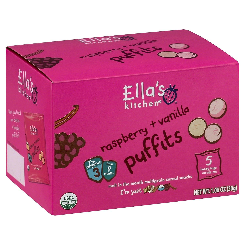 ella s kitchen 2 puffits raspberry vanilla 1 06 oz