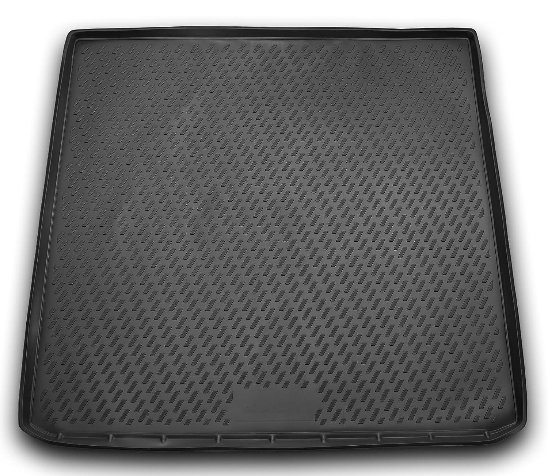 Anti-Rutsch Oberfl/äche AD Tuning TMP25005 Passform Kofferraumwanne schwarz