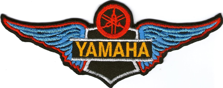 Yamaha Racing Wing escudo del Real Mallorca de símbolo Sign Logo bordado parche bordado para coser en la ropa emblema bordado Yamaha Racing: Amazon.es: ...